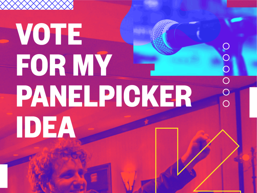 Vote for my Panel Picker idea