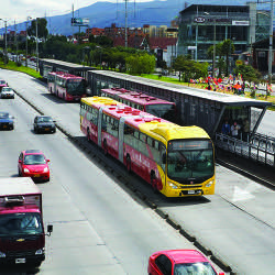 Bus Rapid Transit Congestion Strategy
