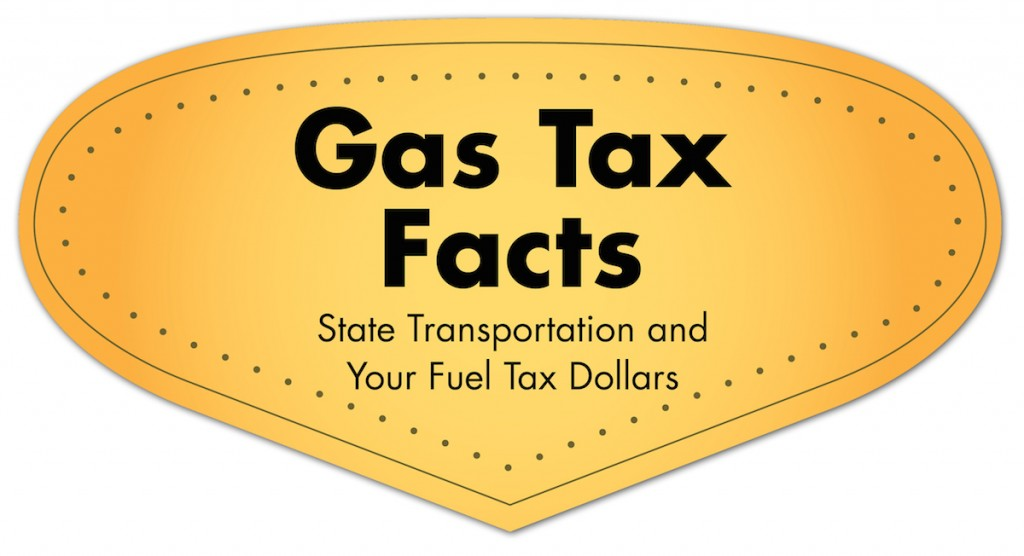 Gas Tax Facts Brochure—State Transportation and Your Fuel Tax Dollars