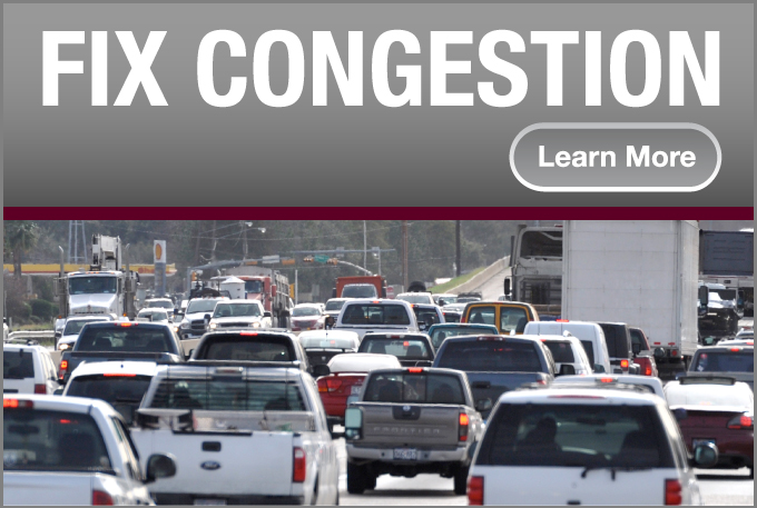 How to Fix Congestion in Your Area